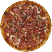 Pizza meat (personal)