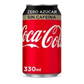 Coca-Cola Zero (33 cl.)