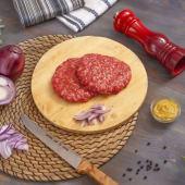 Hamburguesa 100% de ternera con cebolla sin aditivos (150 gr.)