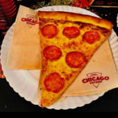 Chicago Style 25cm (Porción)