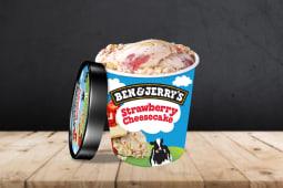 Ben & Jerry's Strawberry Cheesecake (460 ml.)