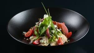 Piletina kruška salata