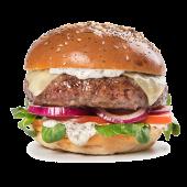 Single Truffle Angus Burger