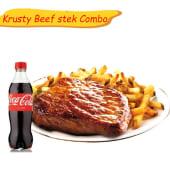 Krusty steak combo