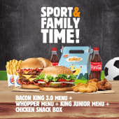 Sport&Family Time! (x 2 adulti + 1 kid)