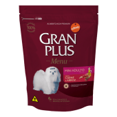 Gran Plus Menu Perro Adulto Mini Sabor Carne & Arroz 3 Kg