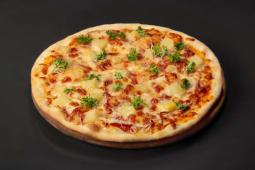 Піца Куряча з ананасами (30см/550г)