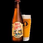 Cerveza La Virgen Trigo Limpio (33 cl. )