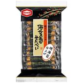 Snack riso norimaki senbei