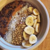 Açaí Peanut Butter Coco Nuts