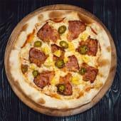 პიცა მზე, დიდი