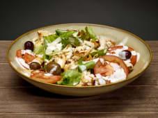 Salada de Frango com Legumes Frescos