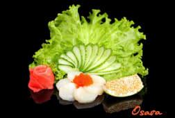 Сашимі Морський гребінець (50г)