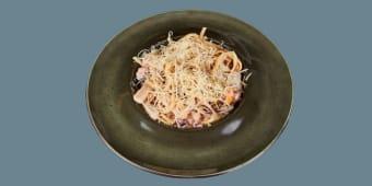Паста з морепродуктами (300г)
