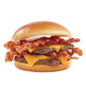 Baconator Jr.