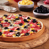 Keyfim Pizza (Büyük)
