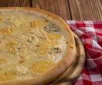Піца КвадроФормаджи (370г)