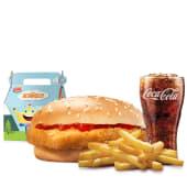Menu Kid Fish Burger