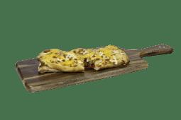 Cheesy Bread Veggie