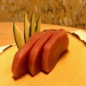 Sashimi de maguro (3 piezas)