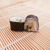 Maki de pepino & queso (8 uds.)