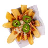 Jalapeño Bacon Fries