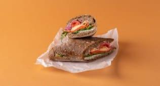 Slavonski kulen Baget sendvič