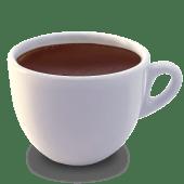 Vaso de Chocolate