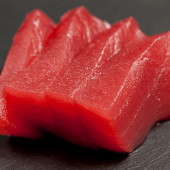 Sashimi de Atún (4 piezas)
