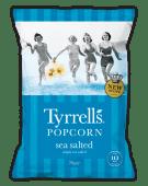 Tyrrell's popcorn sea salted