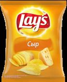 Чіпси Lays з сиром