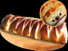 Пиріг з сиром та ізюмом (400г)