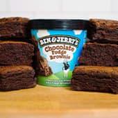 Ben&Jerry's Chocolate Fudge Brownie (500ml)