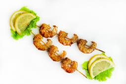 Teryiaki Shrimps