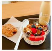 Yogurt Greco con Cereali & Frutta Ffresca-300ml