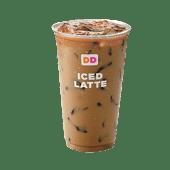 ცივი ლატე / Iced Latte