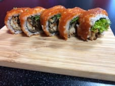 Californian Dragon roll