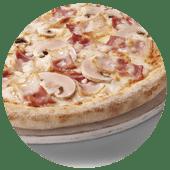 Telepizza carbonara