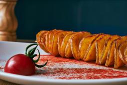 Картопля на спіралі (150г)