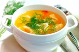 Суп курячий (300г)