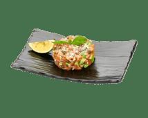Тартар из лосося (190/20 г)