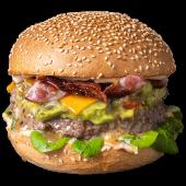 Burger Awokadus XL