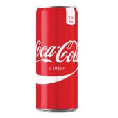 Кока-Кола з/б (0.33л)