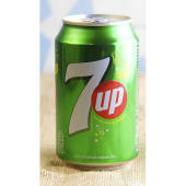Seven Up  (330 ml.)