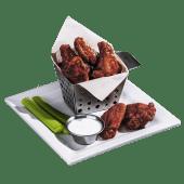 Boneless BBQ wings