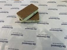 Biscotto cucciolone gelato cioccolato fondente