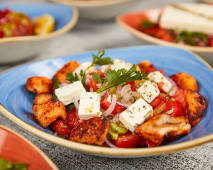 Salata  Izgara tavuklu salata