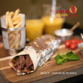 Menu 6 - Durum-Wrap Picanha