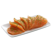 Sashimi saumon sésame wasabi x 6 pcs