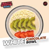 White Chocolate  bowl